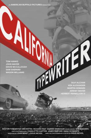 California Typewriter poster #1468511