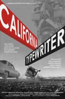 California Typewriter movie poster