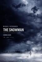 The Snowman movie poster