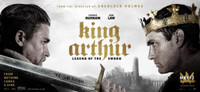King Arthur: Legend of the Sword (2017) movie poster #1468522