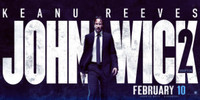 John Wick: Chapter Two (2017) movie poster #1468604