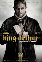 King Arthur: Legend of the Sword (2017) movie poster #1468611