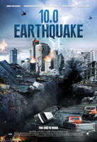 10.0 Earthquake movie poster