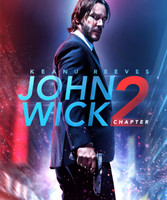 John Wick: Chapter Two (2017) movie poster #1468657