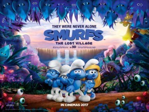 Smurfs: The Lost Village poster #1468690
