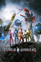 Power Rangers (2017) movie poster #1476065