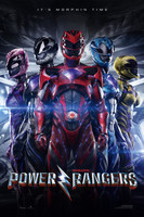 Power Rangers (2017) movie poster #1476067
