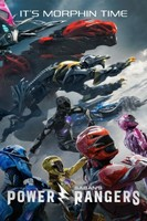 Power Rangers (2017) movie poster #1476069