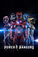 Power Rangers (2017) movie poster #1476078