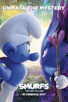 Smurfs: The Lost Village #1476079 movie poster