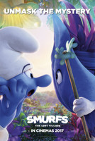 Smurfs: The Lost Village #1476080 movie poster