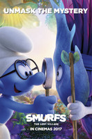 Smurfs: The Lost Village #1476081 movie poster