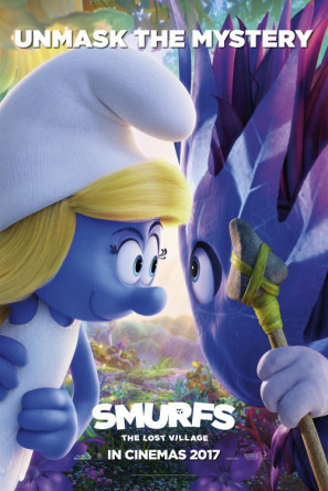 Smurfs: The Lost Village poster #1476082