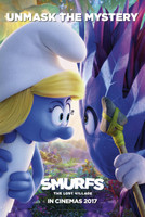 Smurfs: The Lost Village #1476082 movie poster