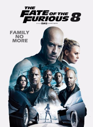 The Fate of the Furious poster #1476200