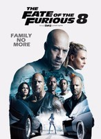 The Fate of the Furious #1476200 movie poster