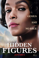 Hidden Figures #1476221 movie poster