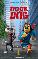 Rock Dog (2016) movie poster #1476230