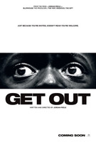 Get Out (2017) movie poster #1476312