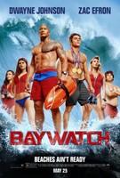 Baywatch (2017) movie poster #1476334