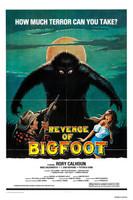 Revenge of Bigfoot movie poster