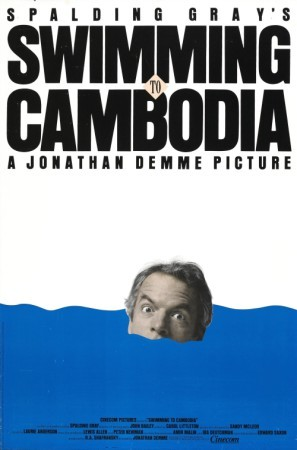 Swimming to Cambodia poster #1476355