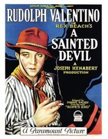 A Sainted Devil movie poster