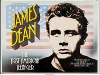 James Dean: The First American Teenager movie poster