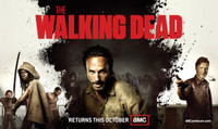 The Walking Dead movie poster