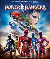 Power Rangers (2017) movie poster #1476552