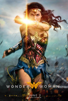 Wonder Woman (2017) movie poster #1476560