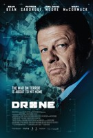 Drone (2017) movie poster #1476568