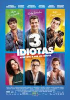 3 Idiotas (2017) movie posters