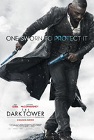 The Dark Tower (2017) movie poster #1476590