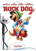 Rock Dog (2016) movie poster #1476594