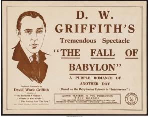 The Fall of Babylon poster #1476665