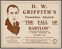 The Fall of Babylon movie poster