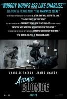 Atomic Blonde (2017) movie poster #1476728