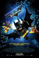 The Lego Batman Movie (2017) movie poster #1476787