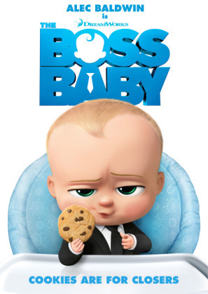 The Boss Baby poster #1476847