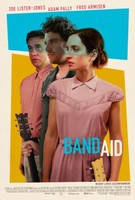 Band Aid (2017) movie poster #1476856