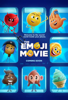 The Emoji Movie movie poster