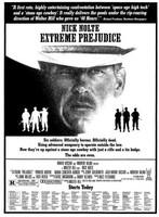 Extreme Prejudice movie poster