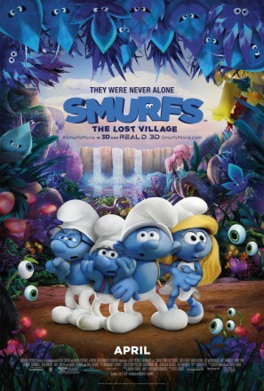 Smurfs: The Lost Village poster #1477005