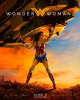 Wonder Woman (2017) movie poster #1477038