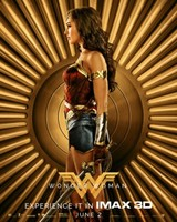 Wonder Woman (2017) movie posters