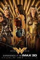 Wonder Woman (2017) movie poster #1477090