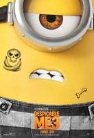 Despicable Me 3 (2017) movie poster #1477140