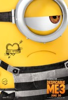 Despicable Me 3 (2017) movie poster #1477141