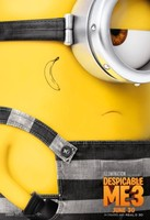 Despicable Me 3 (2017) movie poster #1477142